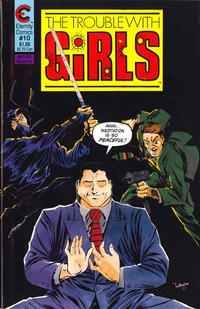 Cover Thumbnail for The Trouble with Girls (Malibu, 1987 series) #10