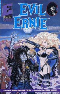 Cover Thumbnail for Evil Ernie (Malibu, 1991 series) #2
