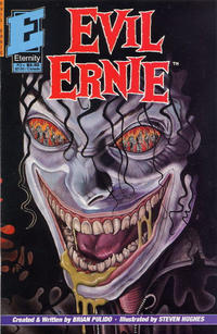 Cover Thumbnail for Evil Ernie (Malibu, 1991 series) #3