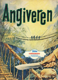 Cover Thumbnail for Commandoes (Fredhøis forlag, 1973 series) #35