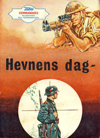 Cover Thumbnail for Commandoes (Fredhøis forlag, 1973 series) #34