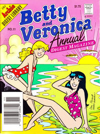 Cover Thumbnail for Betty and Veronica Annual Digest Magazine (Archie, 1989 series) #11