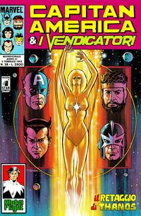 Cover Thumbnail for Capitan America & i Vendicatori (Edizioni Star Comics, 1990 series) #38