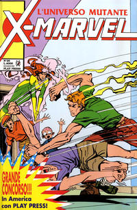 Cover Thumbnail for X-Marvel (Play Press, 1990 series) #26
