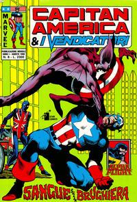 Cover Thumbnail for Capitan America & i Vendicatori (Edizioni Star Comics, 1990 series) #8