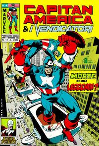 Cover Thumbnail for Capitan America & i Vendicatori (Edizioni Star Comics, 1990 series) #11