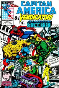 Cover Thumbnail for Capitan America & i Vendicatori (Edizioni Star Comics, 1990 series) #3