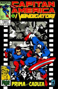 Cover Thumbnail for Capitan America & i Vendicatori (Edizioni Star Comics, 1990 series) #24