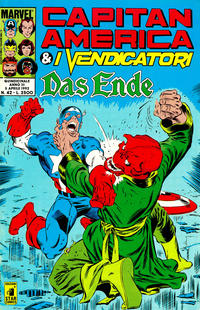 Cover Thumbnail for Capitan America & i Vendicatori (Edizioni Star Comics, 1990 series) #42