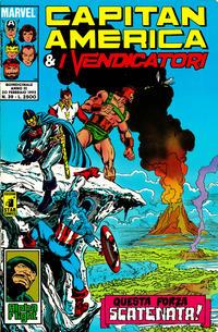 Cover Thumbnail for Capitan America & i Vendicatori (Edizioni Star Comics, 1990 series) #39