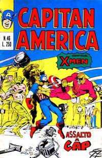 Cover Thumbnail for Capitan America (Editoriale Corno, 1973 series) #46