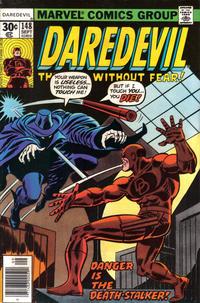 Cover Thumbnail for Daredevil (Marvel, 1964 series) #148 [30¢ Cover Price]