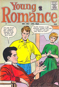 Cover Thumbnail for Young Romance (Prize, 1947 series) #v15#1 [115]