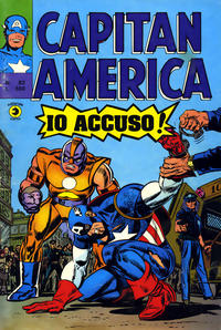Cover Thumbnail for Capitan America (Editoriale Corno, 1973 series) #82