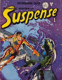 Cover Thumbnail for Amazing Stories of Suspense (Alan Class, 1963 series) #100