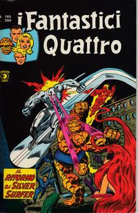 Cover Thumbnail for I Fantastici Quattro (Editoriale Corno, 1971 series) #165