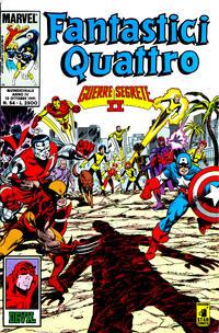 Cover Thumbnail for Fantastici Quattro (Edizioni Star Comics, 1988 series) #54