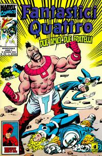 Cover Thumbnail for Fantastici Quattro (Edizioni Star Comics, 1988 series) #70