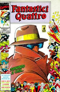 Cover Thumbnail for Fantastici Quattro (Edizioni Star Comics, 1988 series) #69