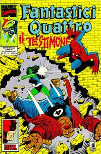 Cover Thumbnail for Fantastici Quattro (Edizioni Star Comics, 1988 series) #71