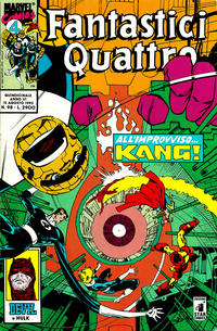 Cover Thumbnail for Fantastici Quattro (Edizioni Star Comics, 1988 series) #98