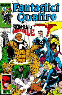 Cover Thumbnail for Fantastici Quattro (Edizioni Star Comics, 1988 series) #96