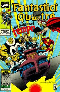 Cover Thumbnail for Fantastici Quattro (Edizioni Star Comics, 1988 series) #97
