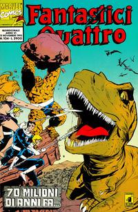 Cover Thumbnail for Fantastici Quattro (Edizioni Star Comics, 1988 series) #104
