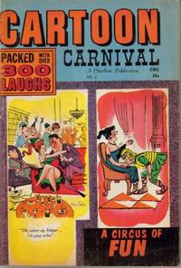 Cover Thumbnail for Cartoon Carnival (Charlton, 1962 series) #6