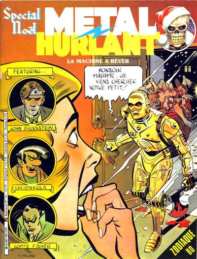 Cover for Métal Hurlant (Les Humanoïdes Associés, 1975 series) #70