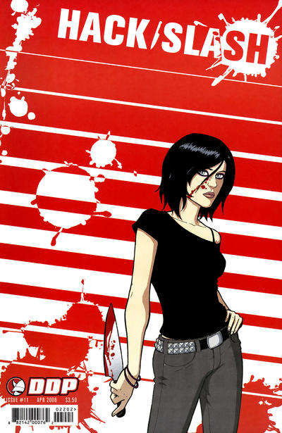 Cover for Hack/Slash: The Series (Devil's Due Publishing, 2007 series) #11