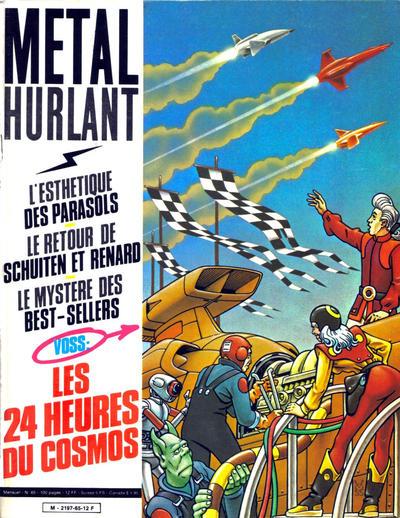 Cover for Métal Hurlant (Les Humanoïdes Associés, 1975 series) #65