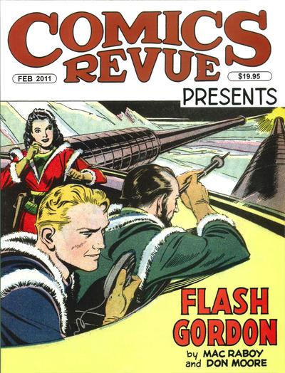 Cover for Comics Revue (Manuscript Press, 1985 series) #297-298