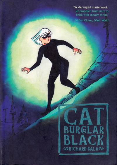 Cover for Cat Burglar Black (First Second, 2009 series)