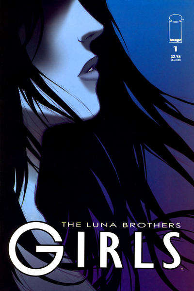 Cover for Girls (Image, 2005 series) #1