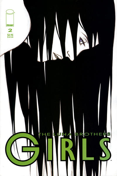Cover for Girls (Image, 2005 series) #2
