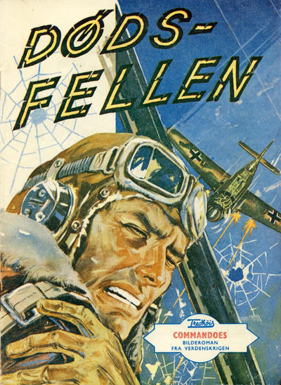 Cover for Commandoes (Fredhøis forlag, 1973 series) #29