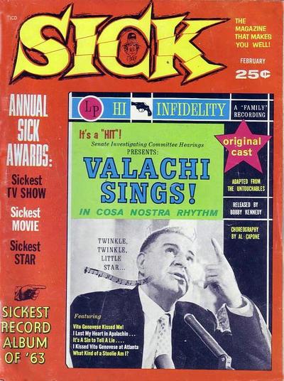 Cover for Sick (Prize, 1960 series) #v4#4 / 26