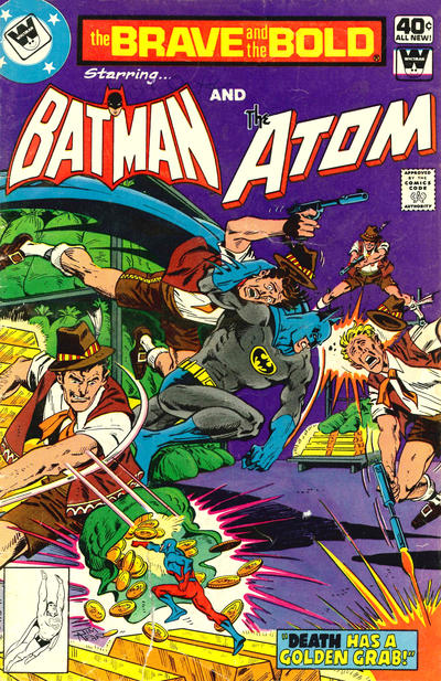 Cover for The Brave and the Bold (DC, 1955 series) #152