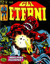Cover for Gli Eterni (Editoriale Corno, 1978 series) #8