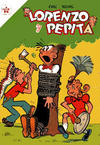 Cover for Lorenzo y Pepita (Editorial Novaro, 1954 series) #40