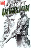 Cover Thumbnail for Secret Invasion (2008 series) #3 [Steve McNiven Variant Sketch Cover]