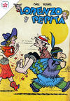 Cover for Lorenzo y Pepita (Editorial Novaro, 1954 series) #169