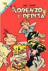 Cover for Lorenzo y Pepita (Editorial Novaro, 1954 series) #283