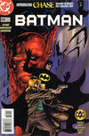 Cover for Batman (DC, 1940 series) #550 [2.95 USD No Trading Card]