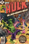 Cover for The Incredible Hulk (Marvel, 1968 series) #214 [Whitman]