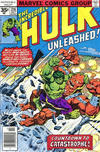 Cover for The Incredible Hulk (Marvel, 1968 series) #216 [35¢]