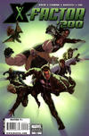 Cover Thumbnail for X-Factor (2006 series) #200 [David Yardin Variant Cover]