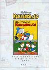 Cover for Kalle Anka & C:o – den kompletta årgången (Egmont, 1998 series) #2/1955