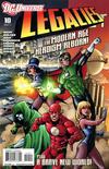 Cover for DCU: Legacies (DC, 2010 series) #10 [Regular Cover]